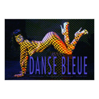 Danse Bleue-6271XLG Print