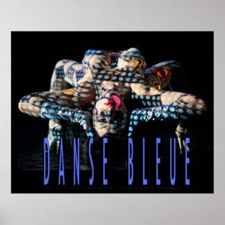 Danse Bleue Anabel-5088axlg Poster