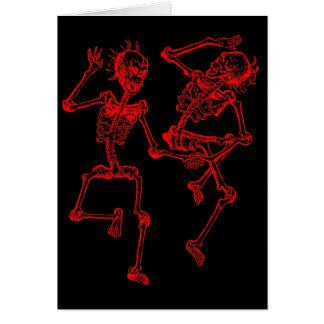 danse macabre 2 card