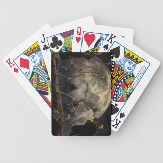 Danse Macabre Bicycle Playing Cards