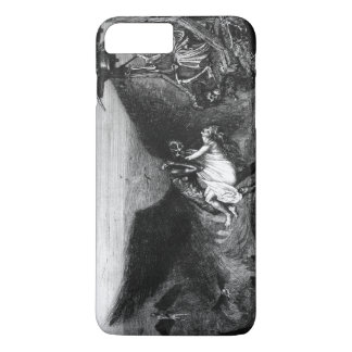 Danse Macabre by Marcel Roux iPhone 8 Plus/7 Plus Case