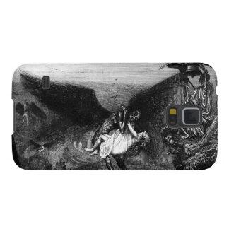 Danse Macabre by Marcel Roux Samsung Galaxy S5 Galaxy S5 Cases