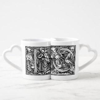 Danse Macabre Hans Holbein Lovers Mug