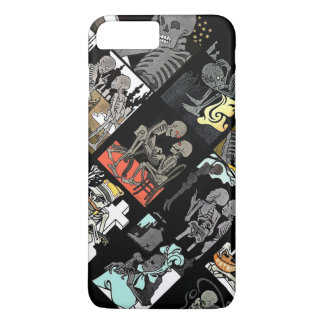 Danse Macabre Jumble iPhone 8 Plus/7 Plus Case