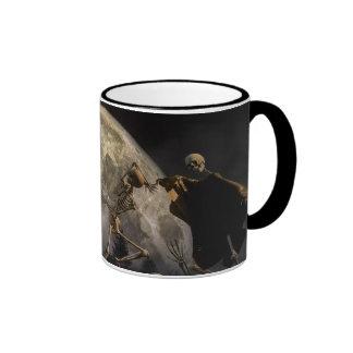 Danse Macabre Ringer Mug