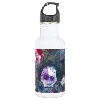 Danse Macabre Stainless Steel Water Bottle