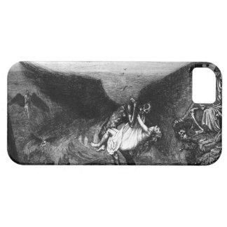 Danse Macabre Vintage Marcel Roux iphone 5 case