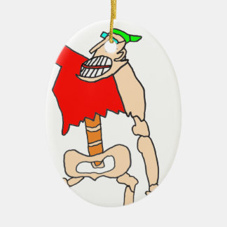 DANSE.png Ceramic Ornament