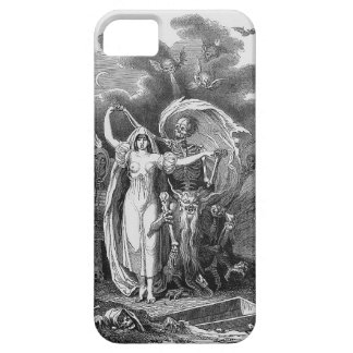 Danses des Morts iphone 5 barely there case