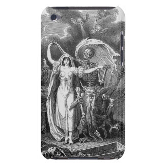 Danses des Morts ipod touch case
