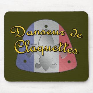 Danseur de Claquettes Mouse Pad