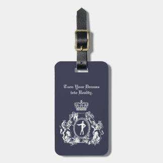 danseur noble bag tag