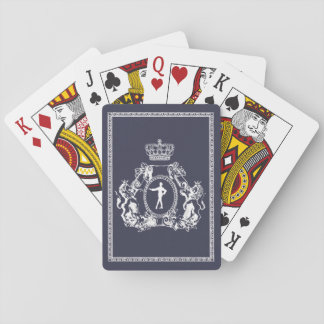 danseur noble playing cards