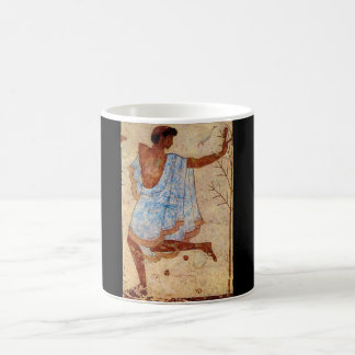 Danseur', Tarquinia, Tombe_Art of Antiquity Coffee Mug