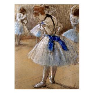 Danseuse (Dancer), Edgar Degas Postcard