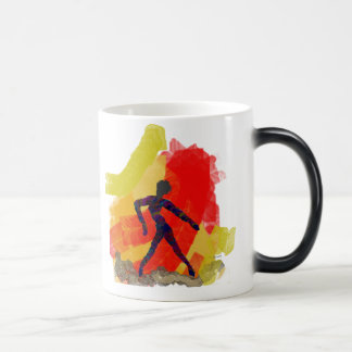 Danseuse Magic Mug