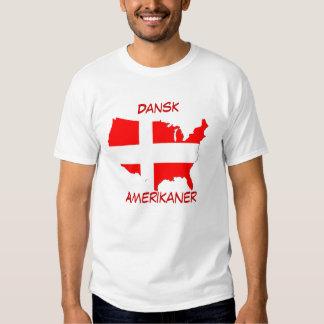 Dansk Amerikaner (Danish American) T-Shirt