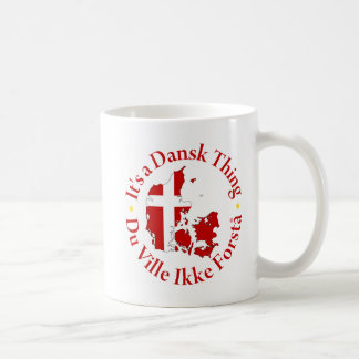 Dansk [Denmark] Thing Coffee Mug