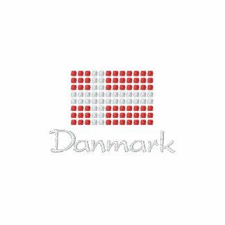 Danske Flag Hoodie - Danish Flag Hoodie