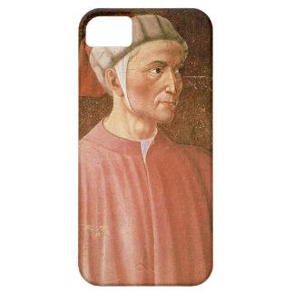 Dante Alighieri (1265-1321) detail of his bust, fr iPhone SE/5/5s Case