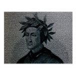 Dante Alighieri Portrait Postcards