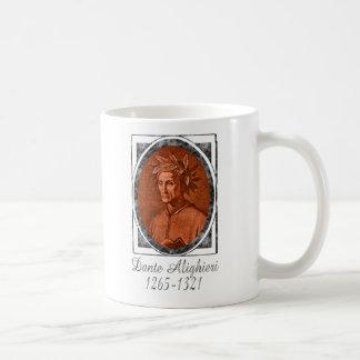 Dante Alighieri Taza De Café