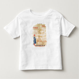 Dante and Virgil  discover Count Ugolino T-shirt