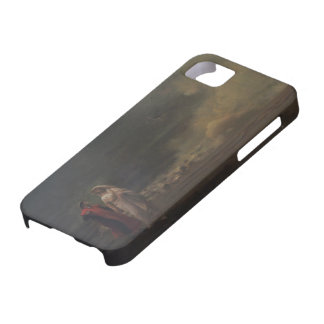 Dante and Virgil in Hell by Jean-Leon Gerome iPhone 5 Covers