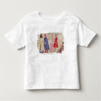 Dante and Virgil  with Francesca da Rimini T-shirts