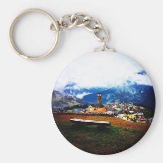 Dante di Cadore, Veneto, Italy Key Chain