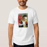 Dante ~ Europe's Magician Vintage Magic Act Tee Shirt
