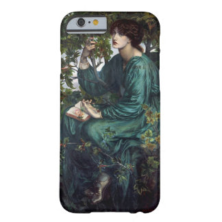 Dante Gabriel Rosetti's The Day Dream Barely There iPhone 6 Case