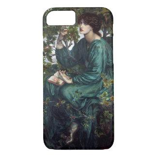 Dante Gabriel Rosetti's The Day Dream iPhone 8/7 Case