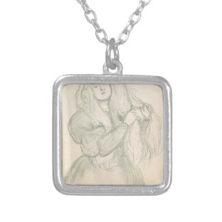 Dante Gabriel Rossetti- Annie Miller Jewelry