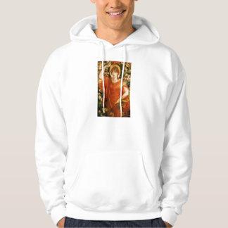 Dante Gabriel Rossetti Art Hoodie