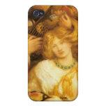 Dante Gabriel Rossetti Art iPhone 4/4S Case
