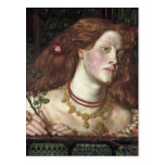 Dante Gabriel Rossetti Art Post Cards