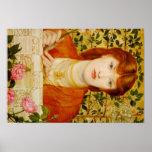 Dante Gabriel Rossetti Art Print