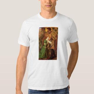 Dante Gabriel Rossetti Art Shirt
