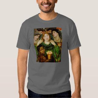 Dante Gabriel Rossetti Art T Shirt