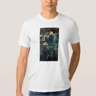 Dante Gabriel Rossetti Art T-shirt