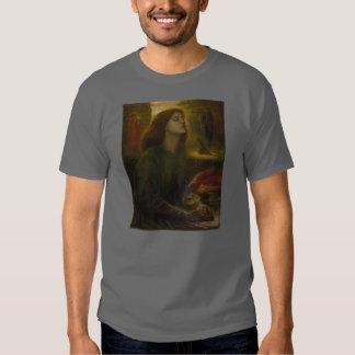 Dante Gabriel Rossetti Art Tee Shirt