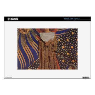 Dante Gabriel Rossetti - Dantes love Netbook Skins
