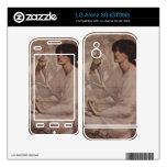 Dante Gabriel Rossetti - Daydream Decals For LG Arena 3G