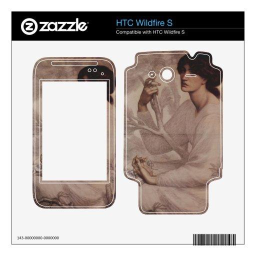 Dante Gabriel Rossetti - Daydream Skins For HTC Wildfire S