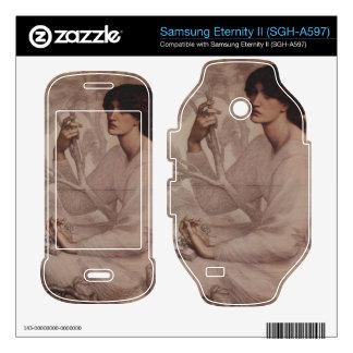 Dante Gabriel Rossetti - Daydream Samsung Eternity II Skins
