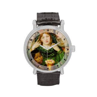 Dante Gabriel Rossetti- el querido Reloj