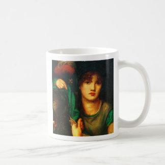 Dante Gabriel Rossetti Greensleeves Mug