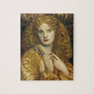 Dante Gabriel Rossetti: Helen of Troy Puzzle