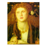 Dante Gabriel Rossetti: Kissed Mouth Postcards